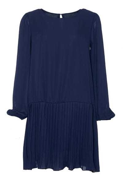 Noella - Kjole - Dagmar Dress - Navy