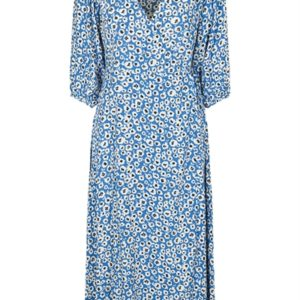 Minimum - Kjole - Elmina Dress - Palace Blue
