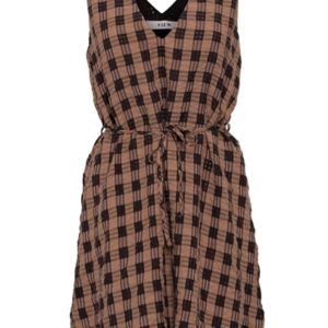 A-View - Kjole - Gefion Dress - Brown