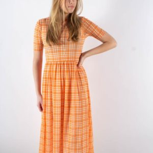 Taika dress - Orange - Résume - Orange S