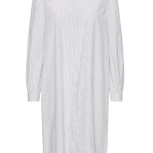 A View - Kjole - Iben Shirt Dress - White