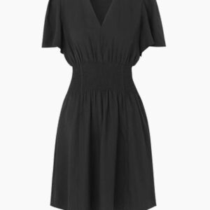 Chloe Dress - Black - Storm & Marie - Sort 34