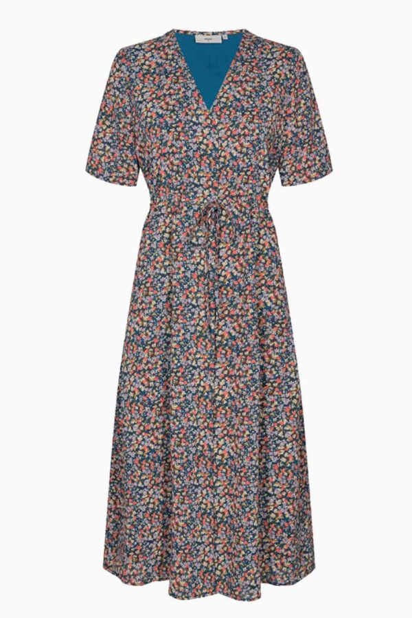 Biola Maxi Dress - Mediterranea - Minimum - Blomster XS