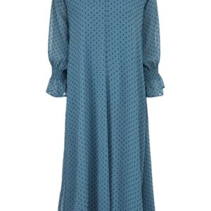 Modström - Kjole - Gessy Dress - Country blue