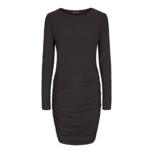 ALMA-LONG-DRESS - BLACK - Liberté - Sort XS/S