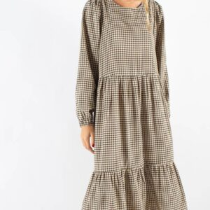 Vatti Midi Dress - Cocoon - Moves - Tern XL