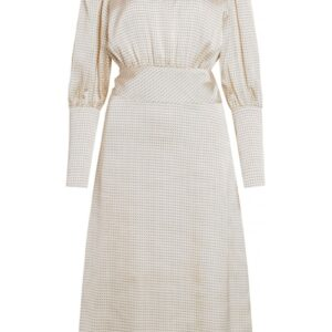 Bruuns Bazaar - Kjole - Acacia Ellisa Dress - White Cream