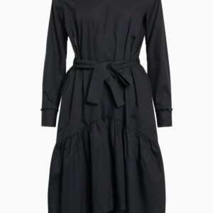 Rosie Diora Shirt dress - Black - Bruuns Bazaar - Sort XS
