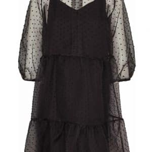 Bruuns Bazaar - Kjole - Biella Kerstine Dress - Black